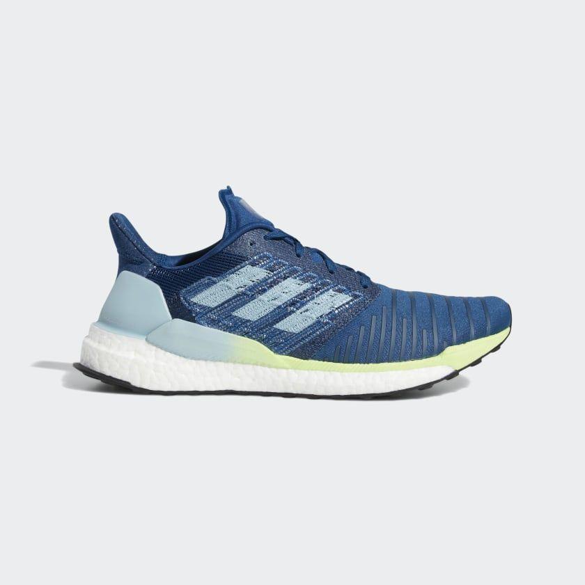 adidas SolarBoost in Blau