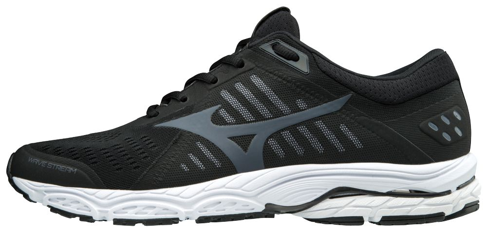 Mizuno Wave Stream in Schwarz