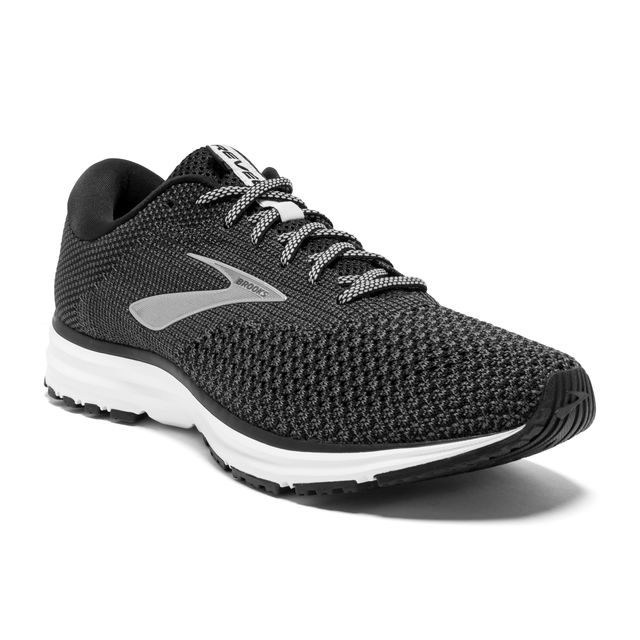 Brooks Revel 2 in Schwarz