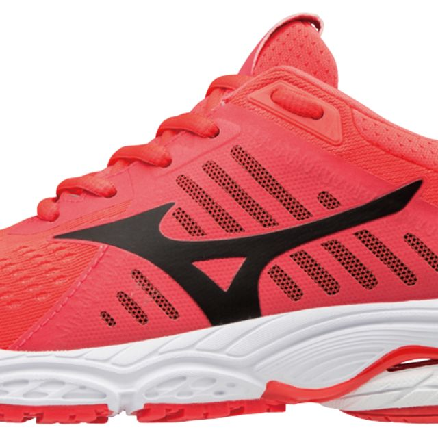Mizuno Lady Wave Stream in Rot