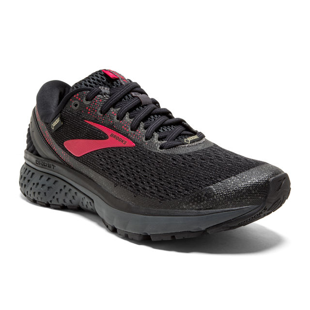 Brooks Lady Ghost 11 GTX (Schwarz Pink)