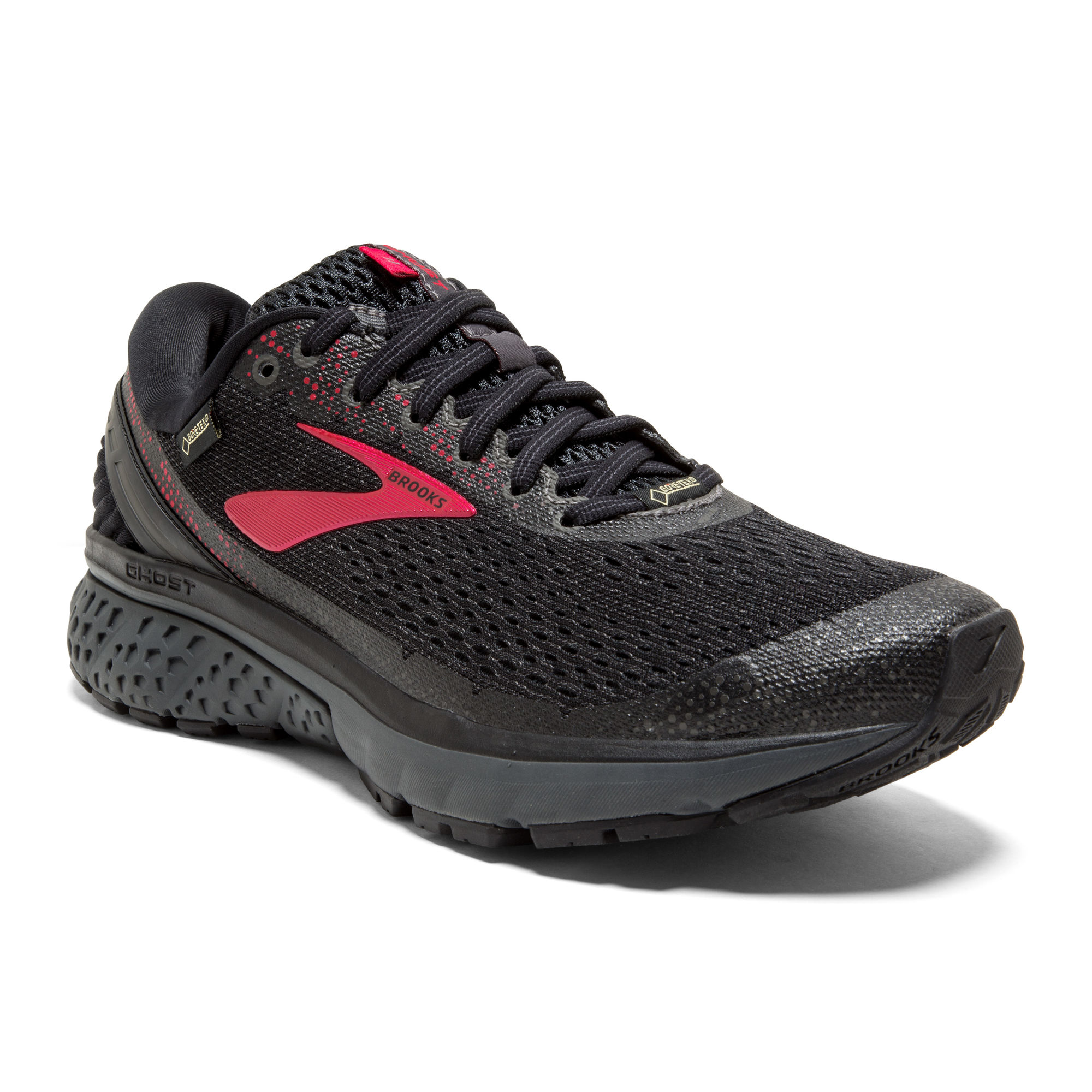 Brooks Lady Ghost 11 GTX in Schwarz Pink