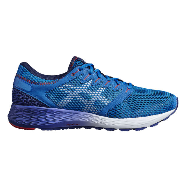 Asics RoadHawk FF 2 in Blau
