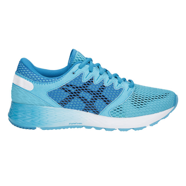 Asics Lady RoadHawk FF 2 in Hellblau