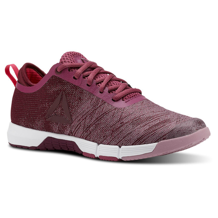 Reebok Lady Speed Her TR in Rot