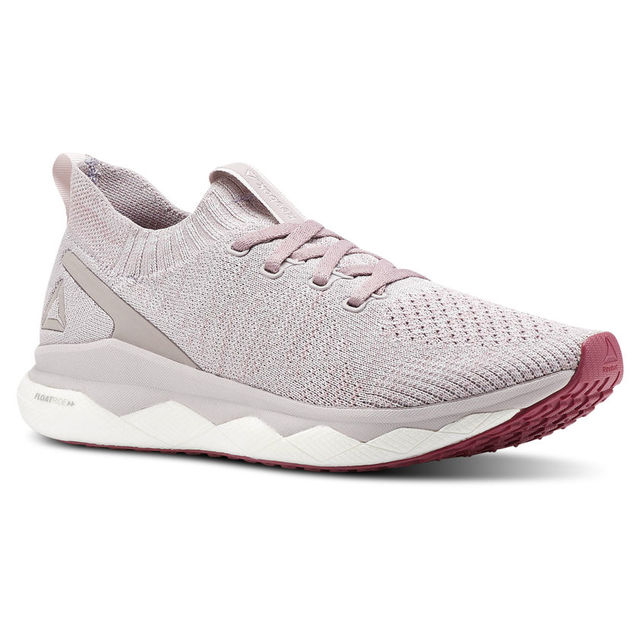 Reebok Lady Floatride RS Ultraknit in Grau Rosa