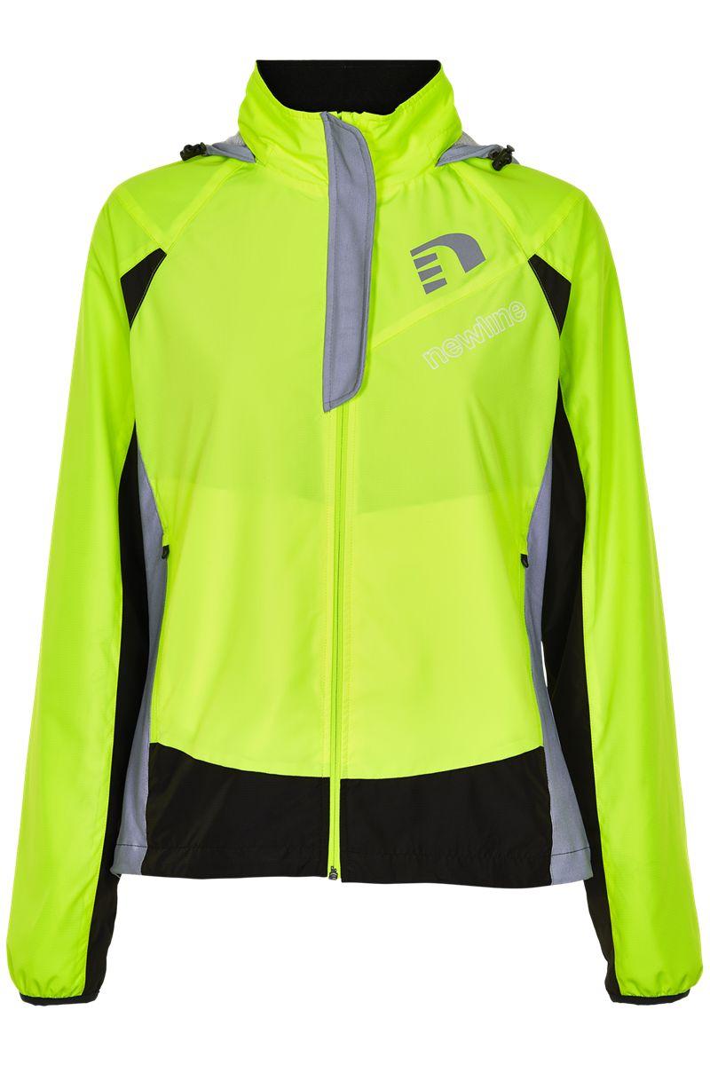 Newline Lady Visio Jacket (Schwarz Gelb)