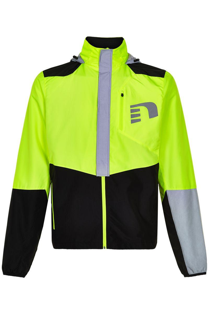 Newline Visio Jacket (Schwarz Gelb)