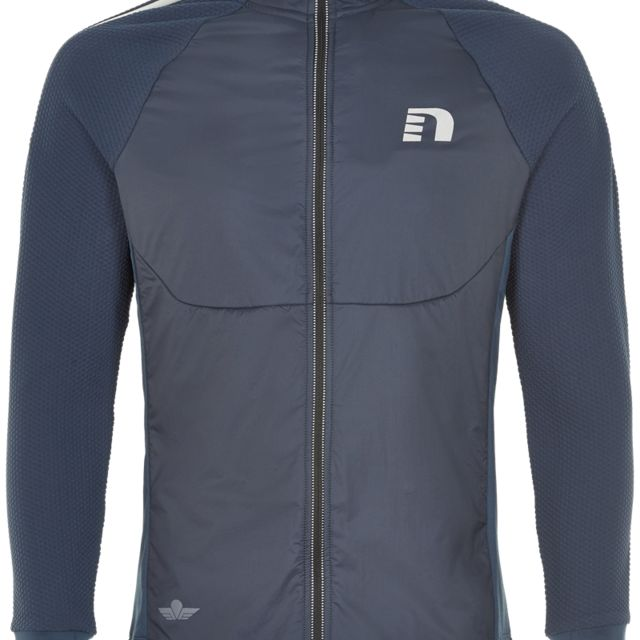 Newline Black Thermal Comfort Jacket in Dunkelblau