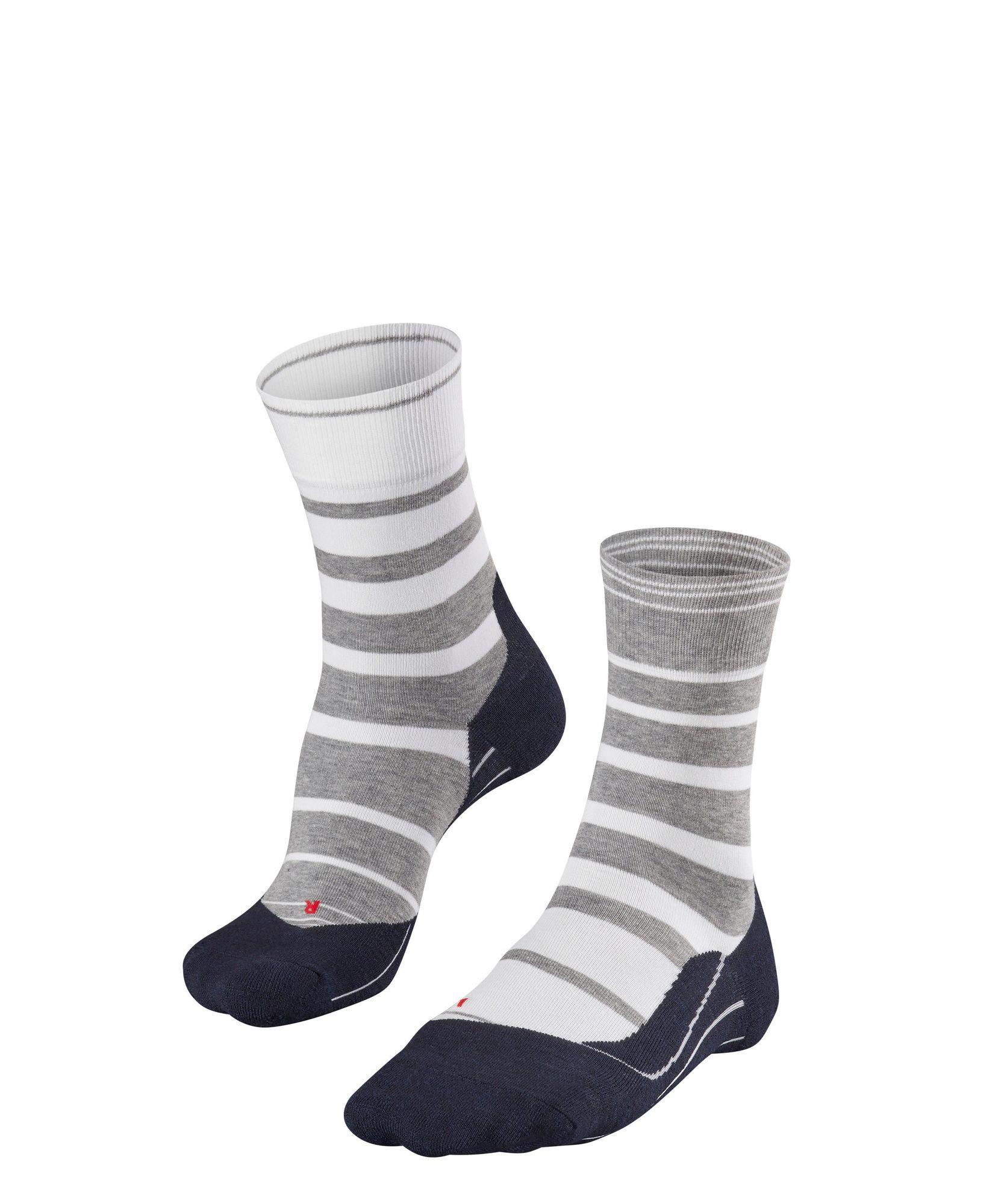Falke RU4 Stripe in Grau