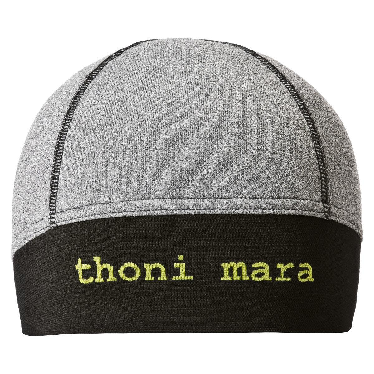 Thonimara Mütze grau (Heather Grey Schwarz)