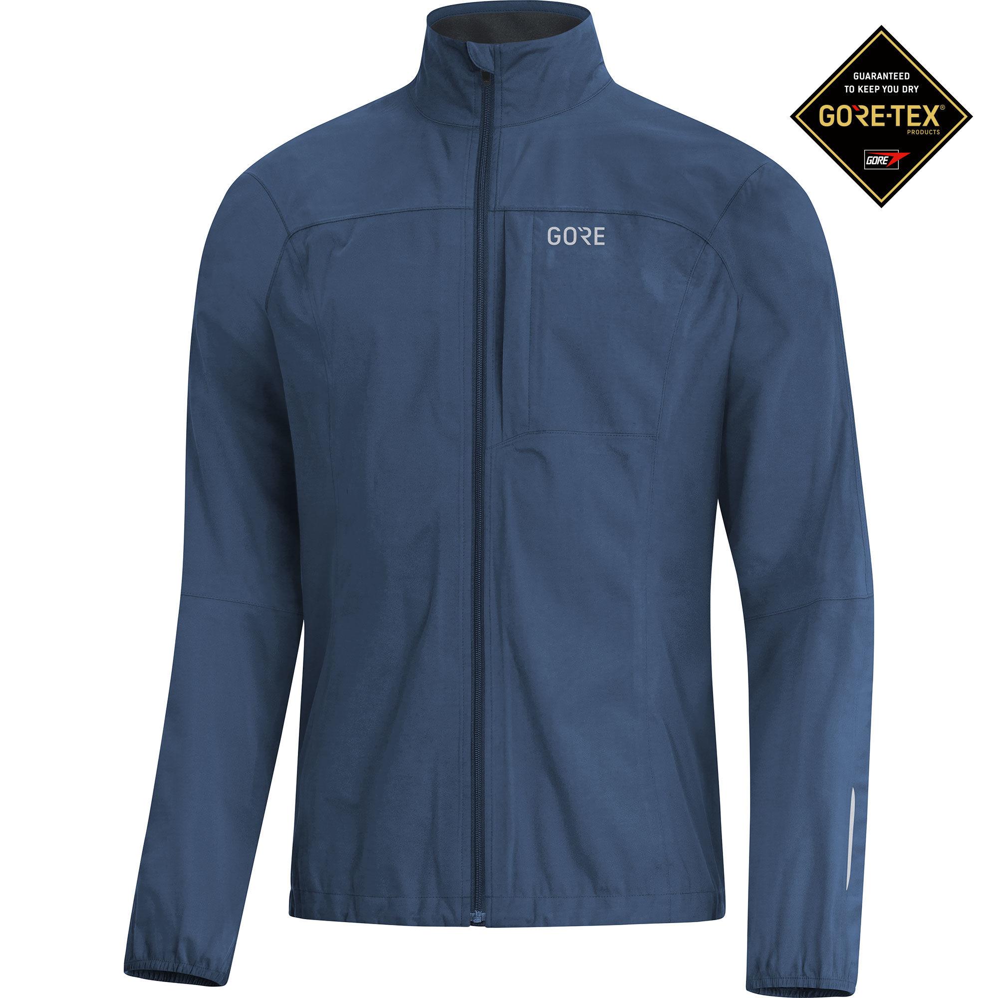 Gore R3 GTX Active Jacke (Blau)