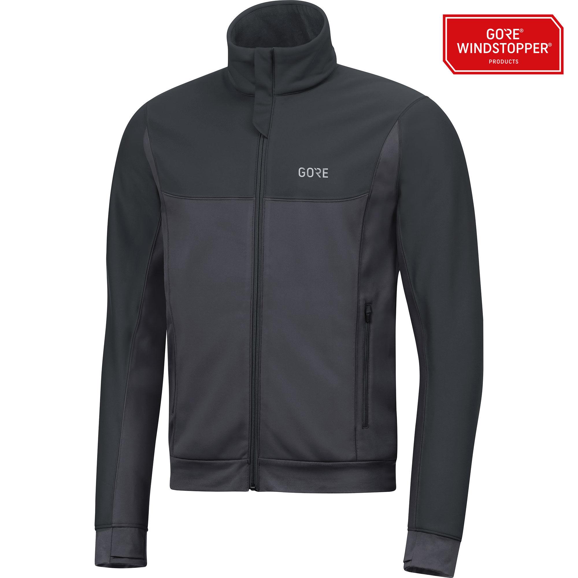 Gore R3 GWS Thermo Jacke in Grau