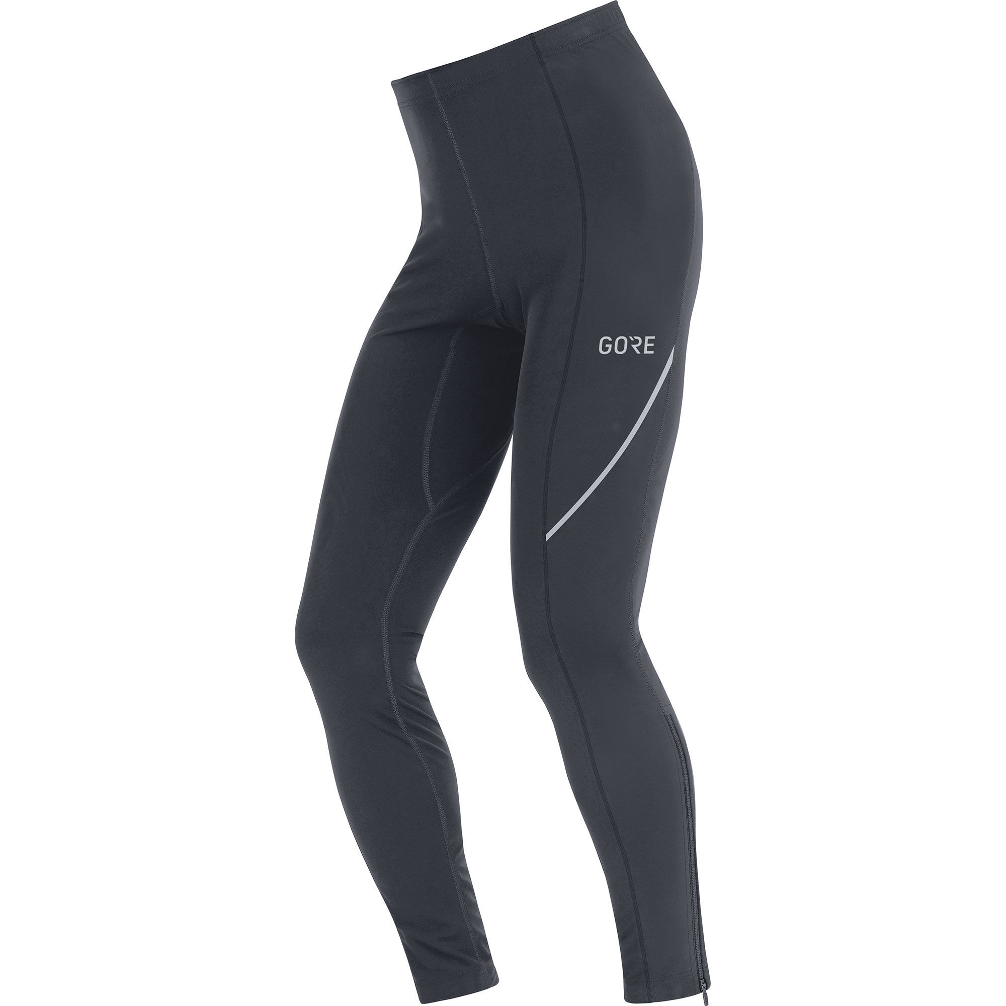 Gore R3 Thermo Tights (Schwarz)