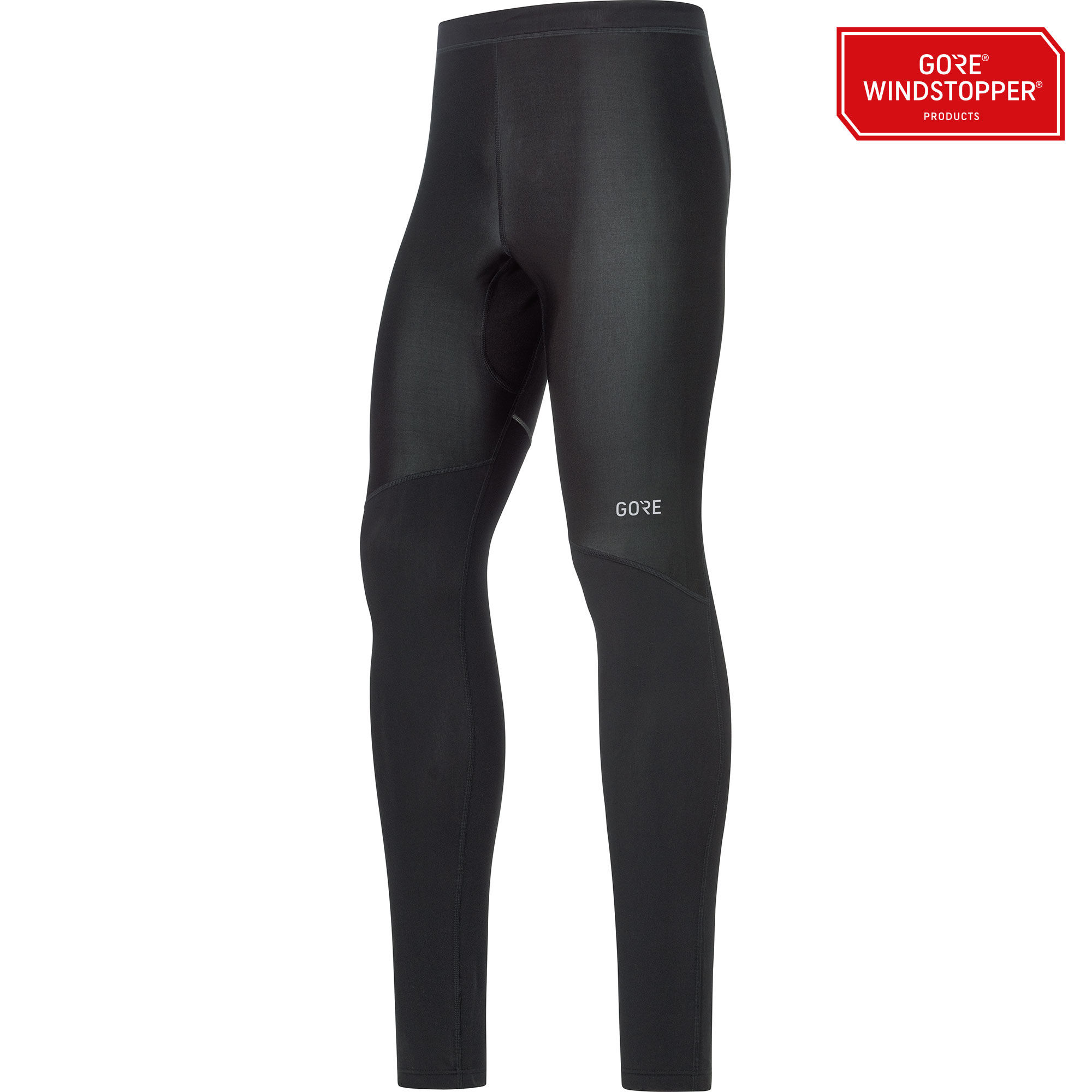 Gore R3 Partial GWS Tights (Schwarz)