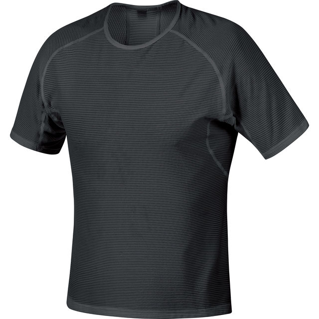 Gore Base Layer Shirt in Schwarz