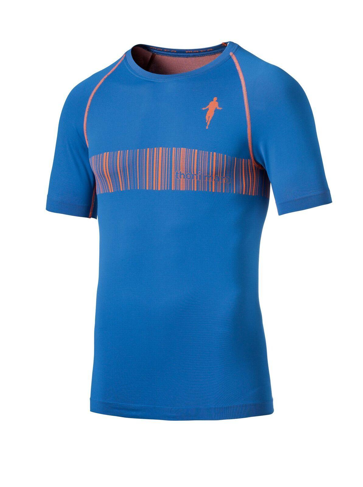 Thonimara Ti Shirt EAN in Grau Orange