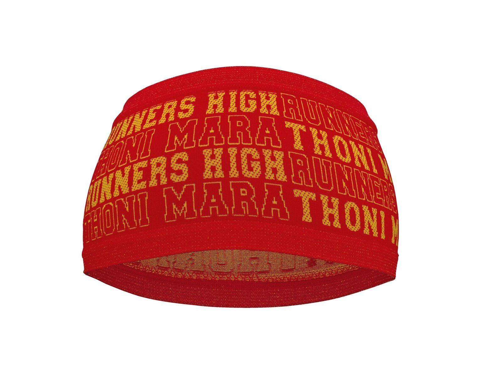 Thonimara Stirnband maxi in Rot