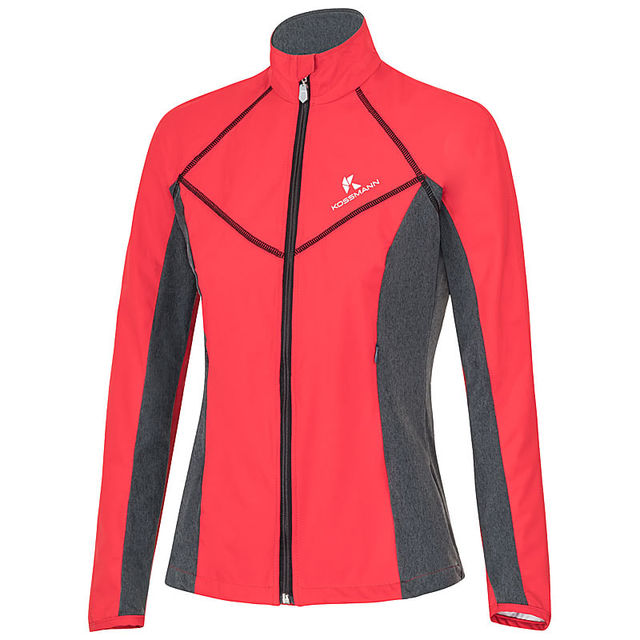 Kossmann Damen 1.5 Palatina DUO Jacke in Rot