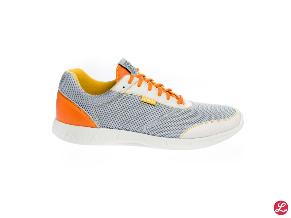 Lunge Neo Run (Grau Orange)