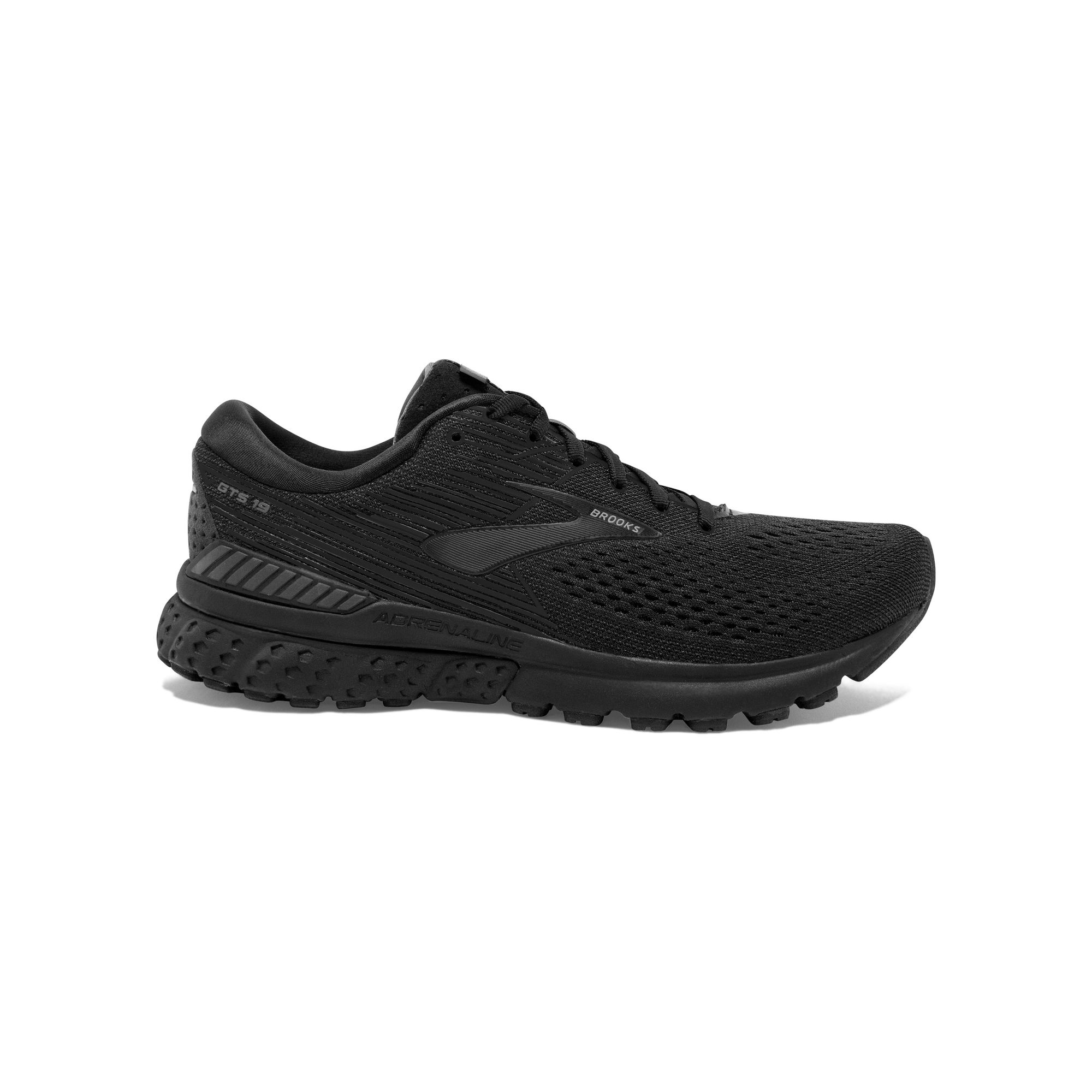 Brooks Lady Adrenaline 19 B Black (Schwarz)