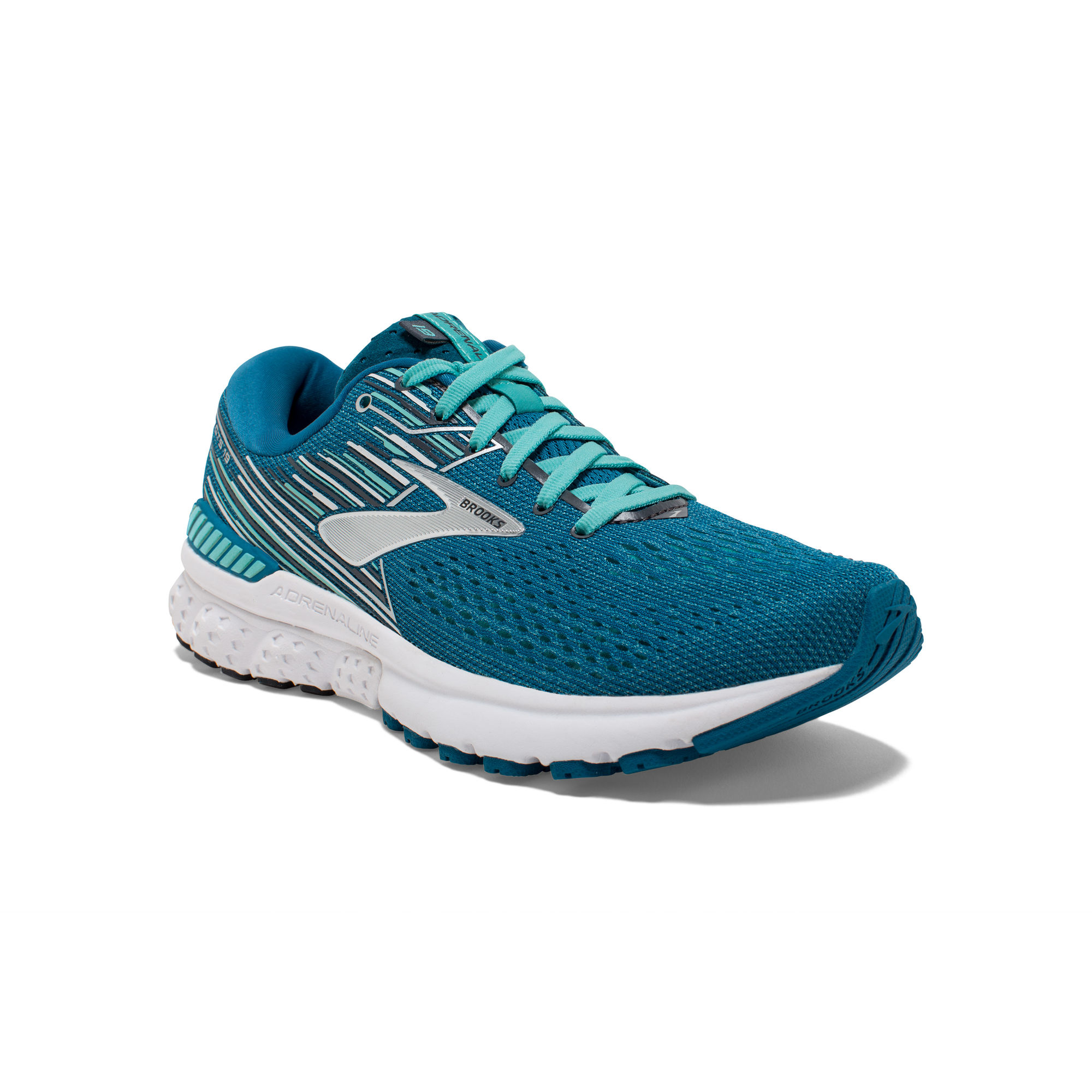 Brooks Lady Adrenaline 19 B (Grün Weiß)