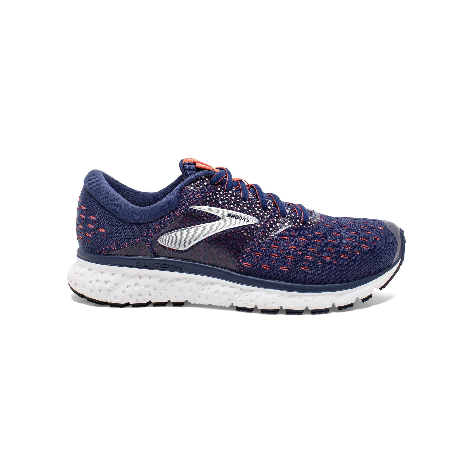 Brooks Lady Glycerin 16 (Blau Lila)