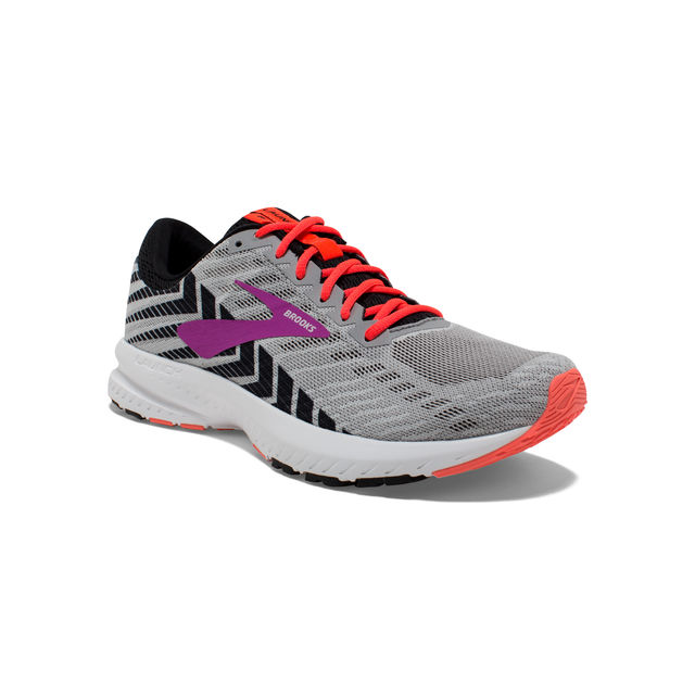 Brooks Lady Launch 6 (Grau Lila)