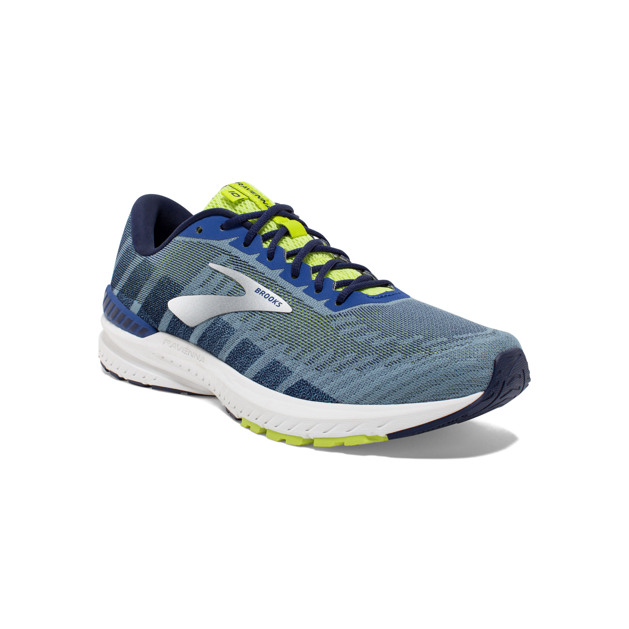 Brooks Ravenna 10 in Blau