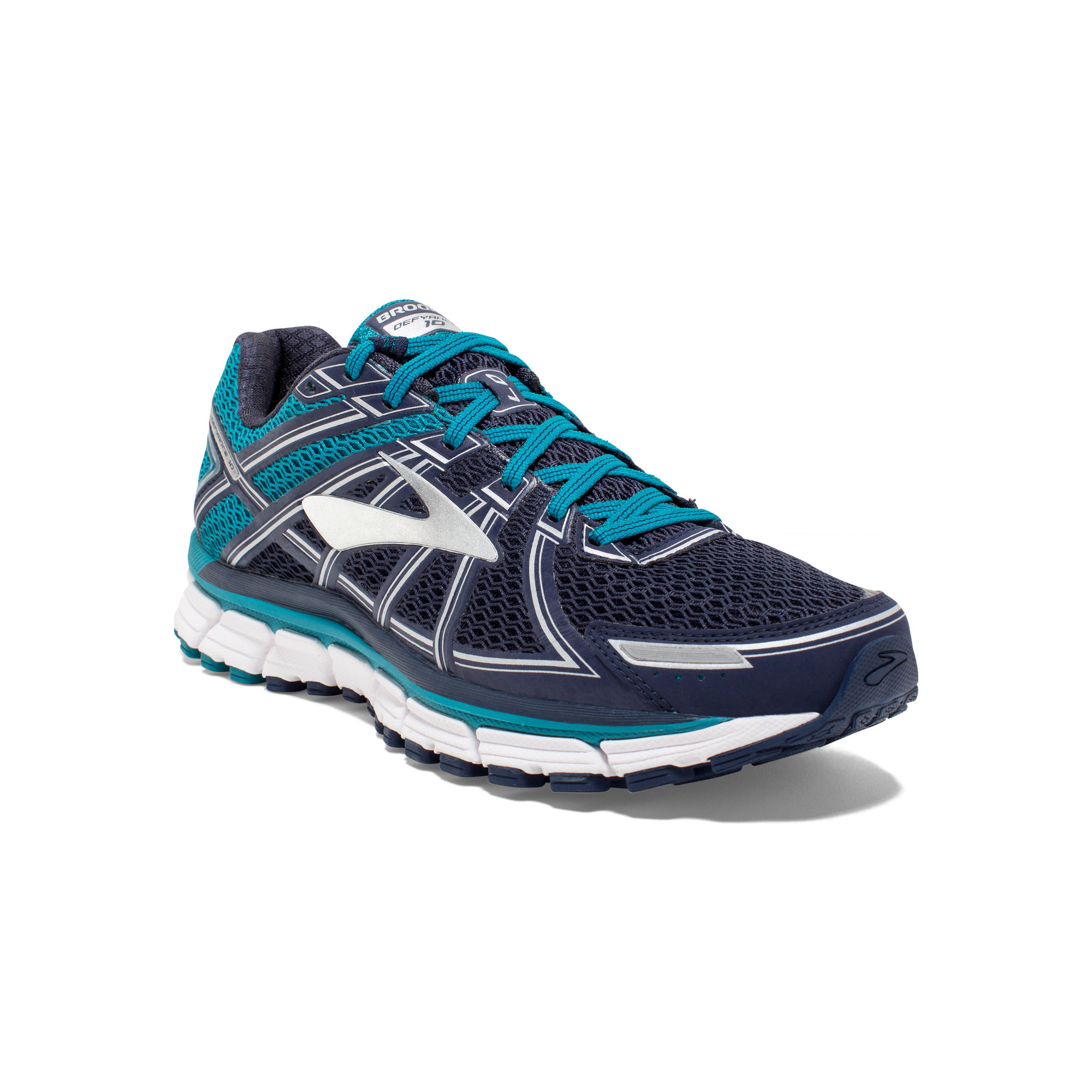 Brooks Defyance 10 B in Blau