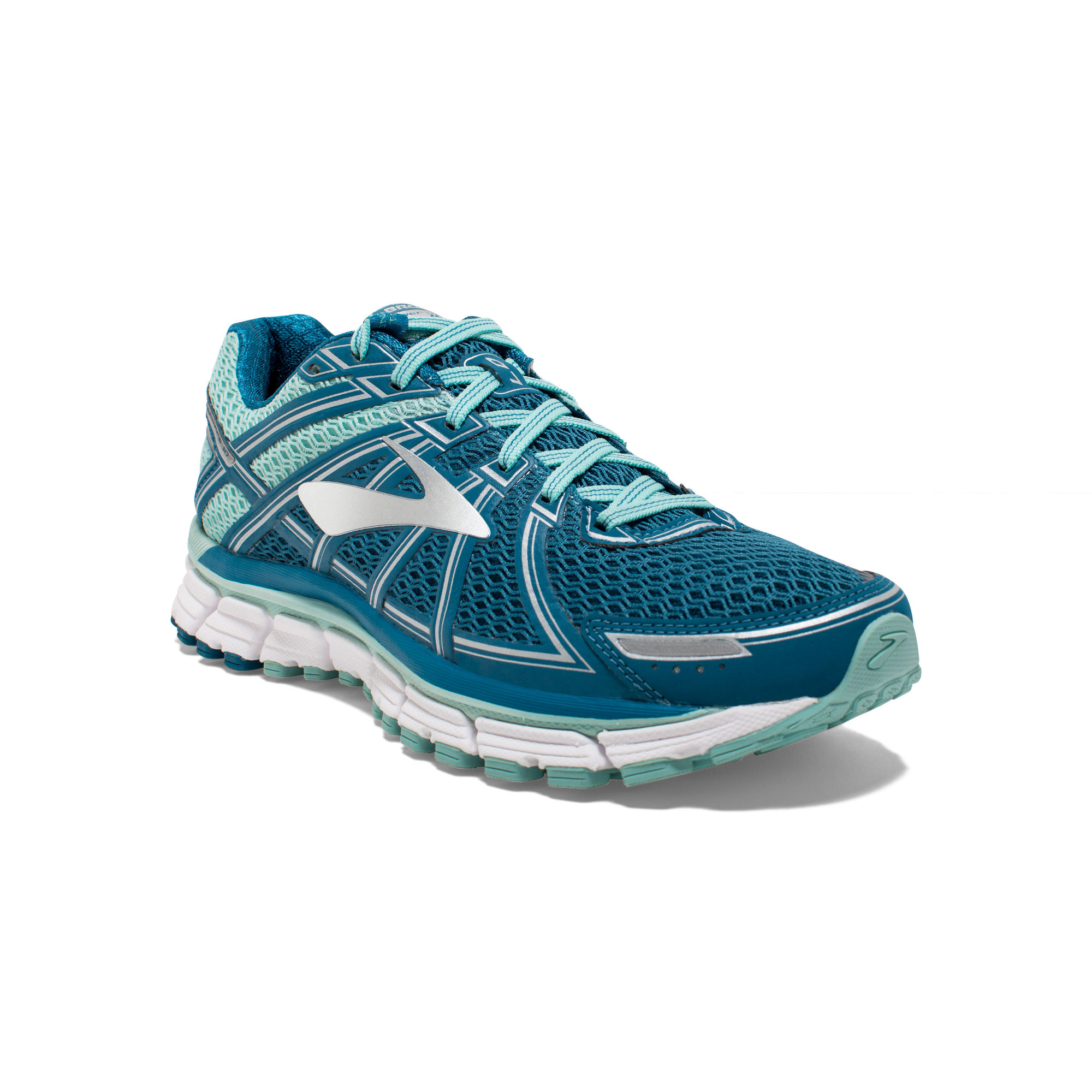 Brooks Lady Defyance 10 B in Grün