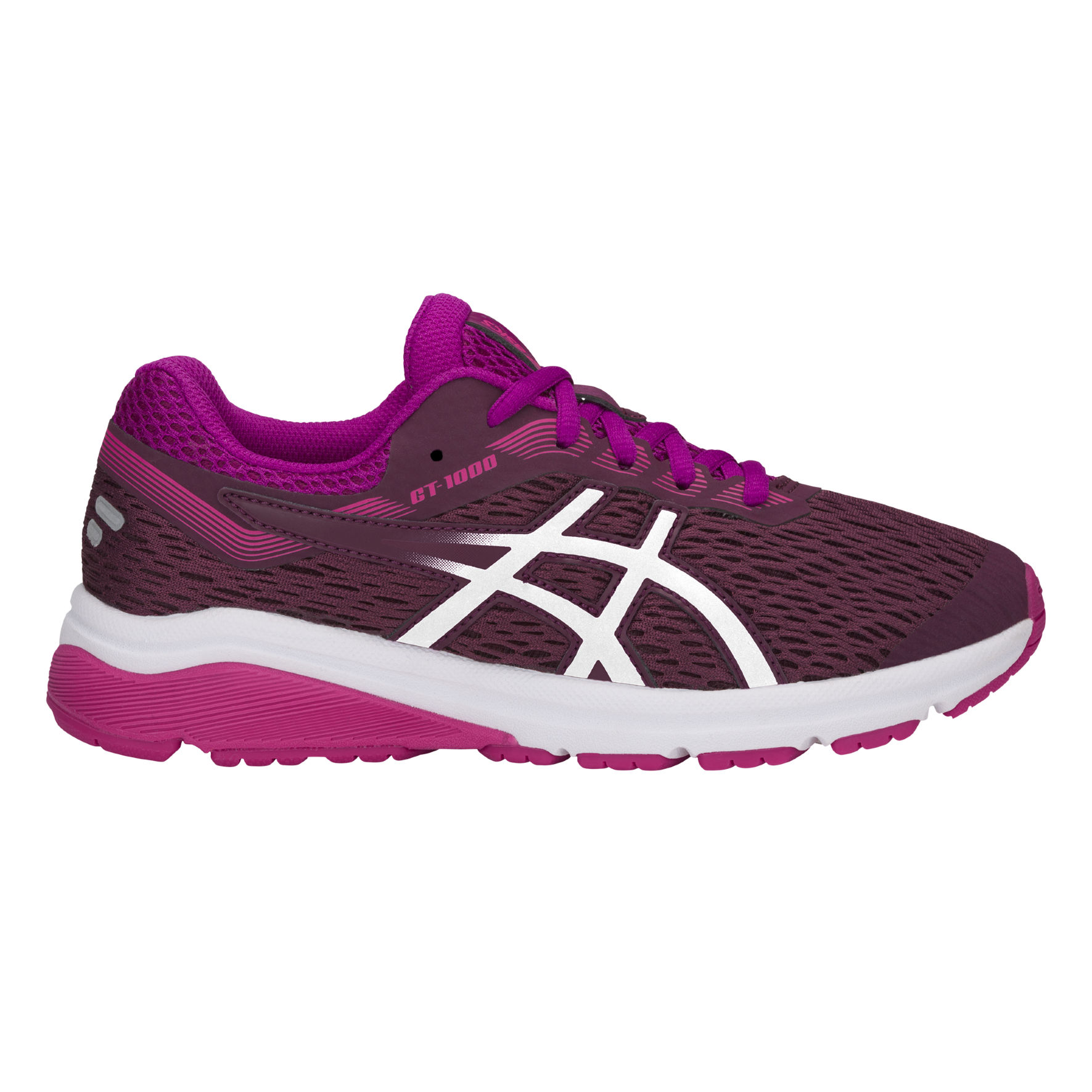 Asics GT-1000 7 GS Girls in Lila