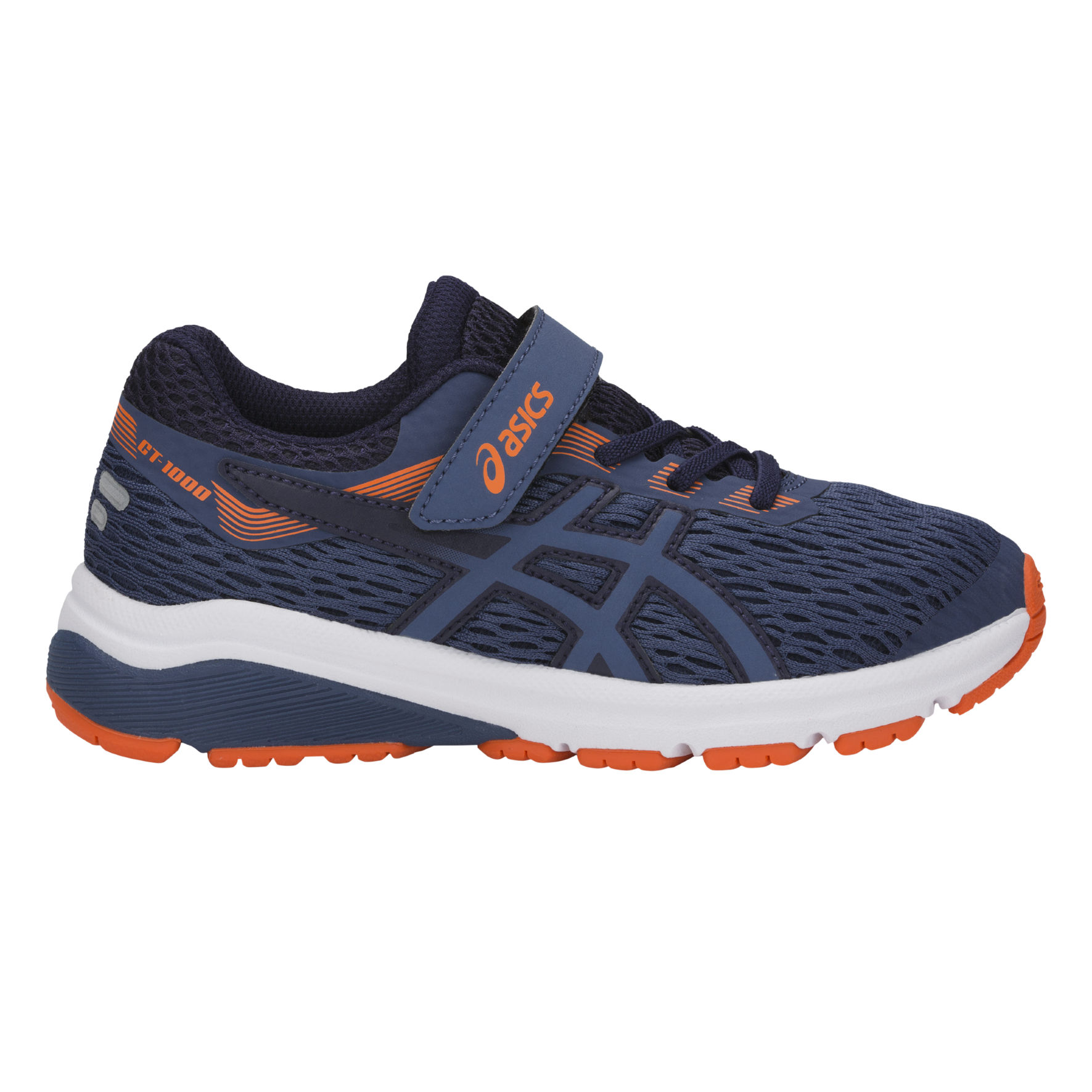 Asics GT-1000 7 PS (Blau Orange)