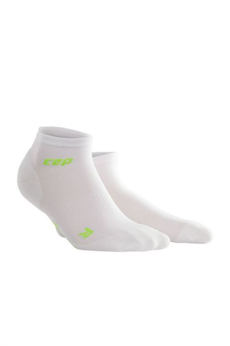 cep Ultralight Low Cut Socks in Weiß