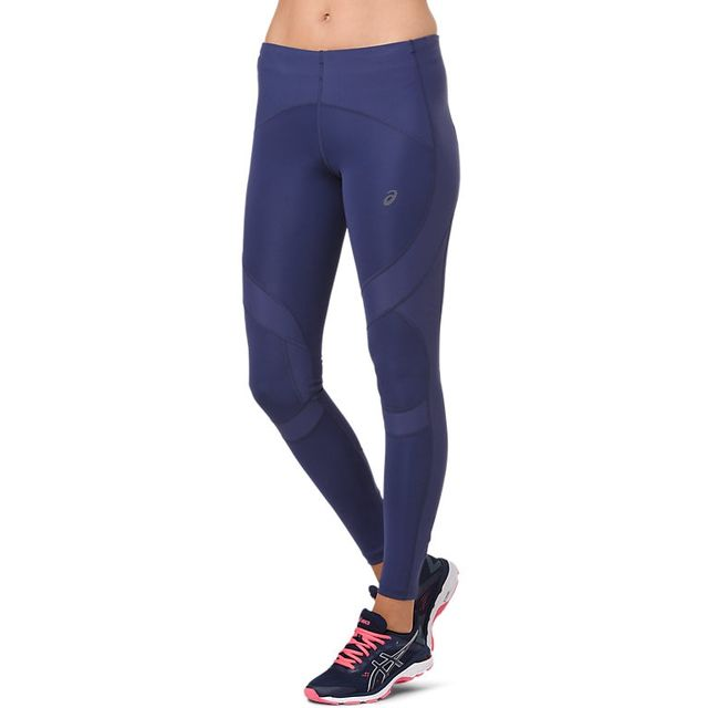 Asics Leg Balance 2 Tight in Blau