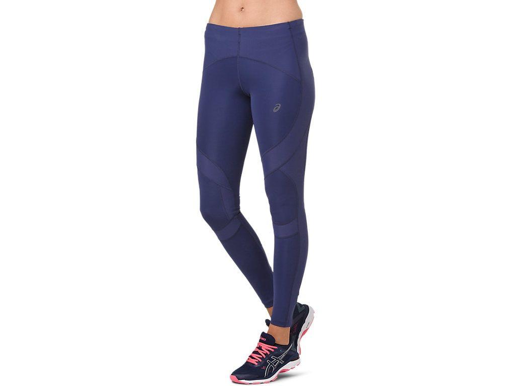 Asics Leg Balance 2 Tight in Blau