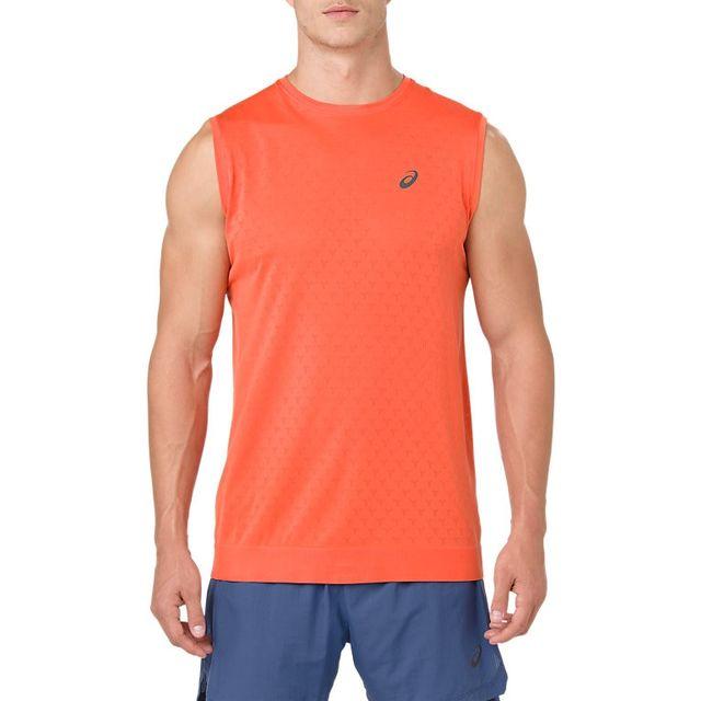 Asics Gel-Cool Sleeveless in Orange