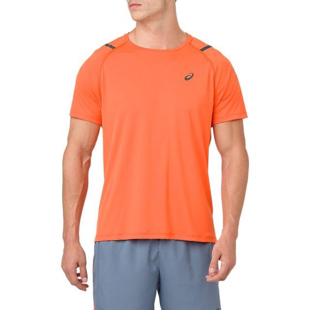 Asics Icon SS Top in Orange