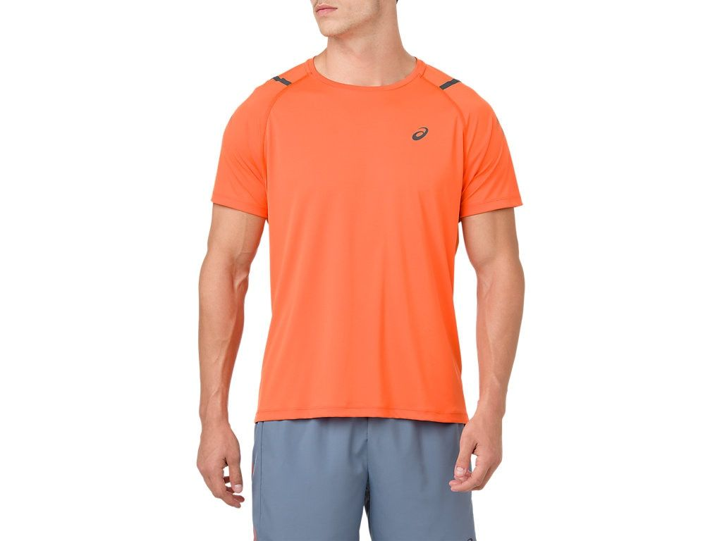 Asics Icon SS Top in Orange