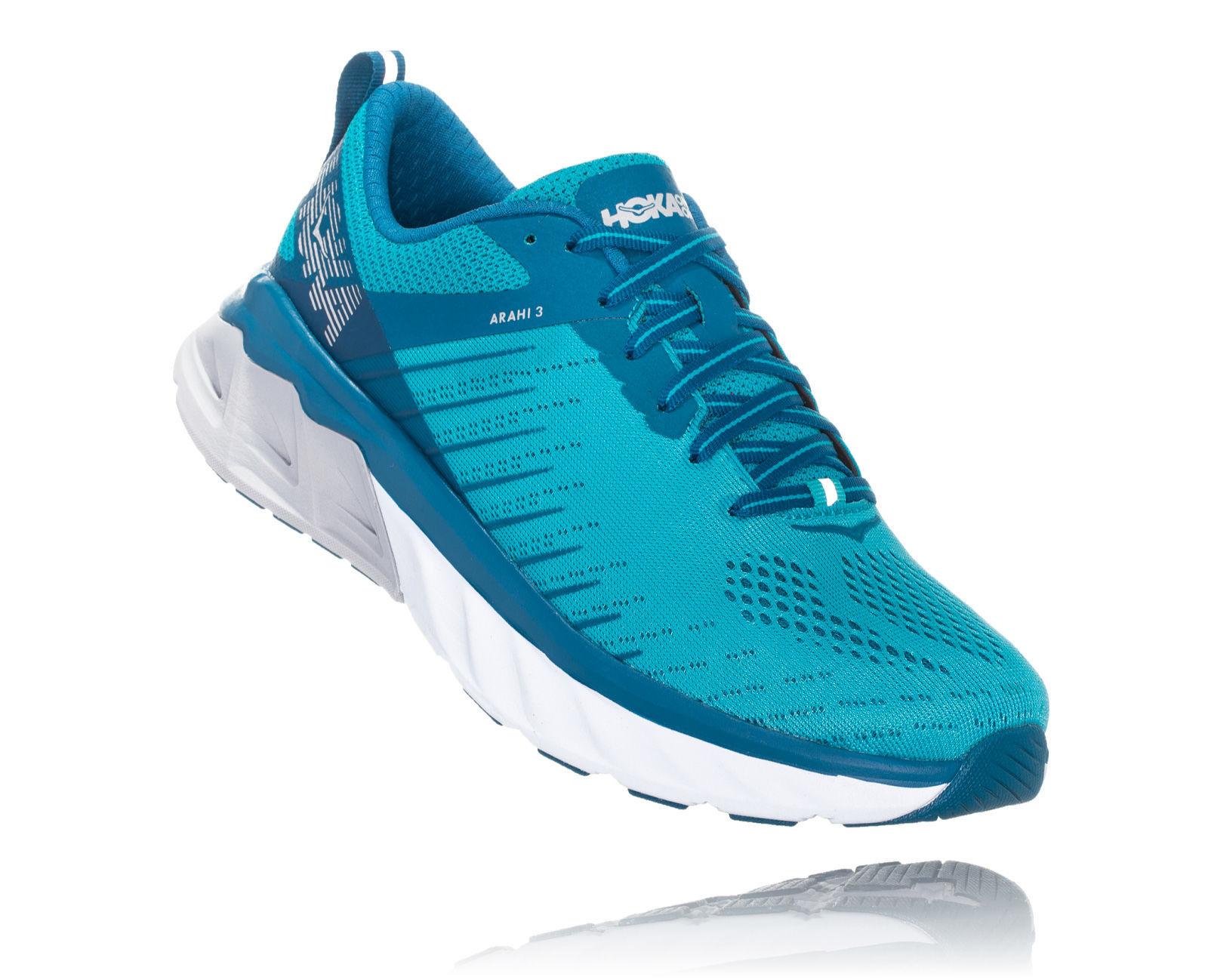 Hoka One One Lady Arahi 3 in Blau