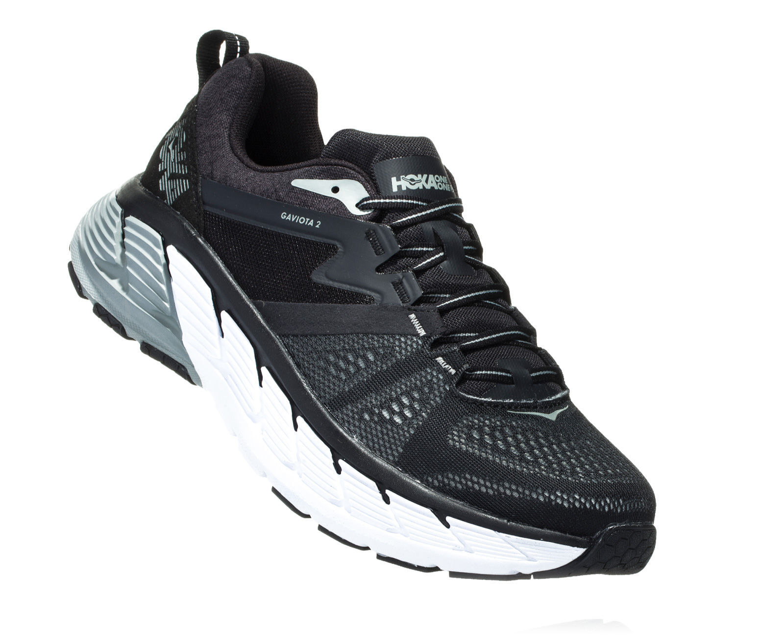 Hoka One One Gaviota 2 in Schwarz