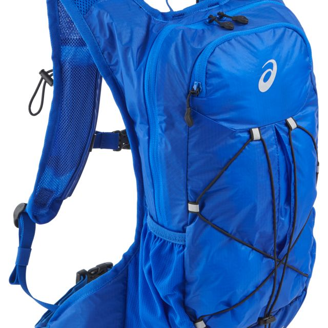 Asics Lightweight Running Backpack (Illusion Blue)