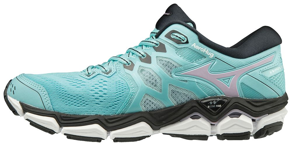 Mizuno Lady Wave Horizon 3 in Türkis