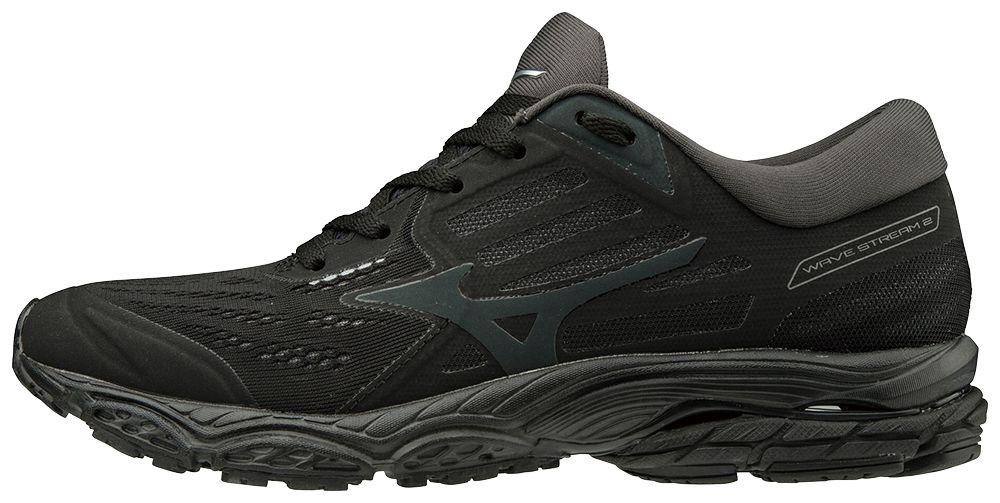 Mizuno Lady Wave Stream 2 in Schwarz