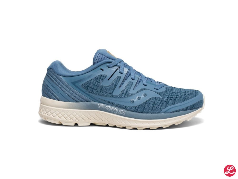 Saucony Lady Guide ISO 2 (Blau)