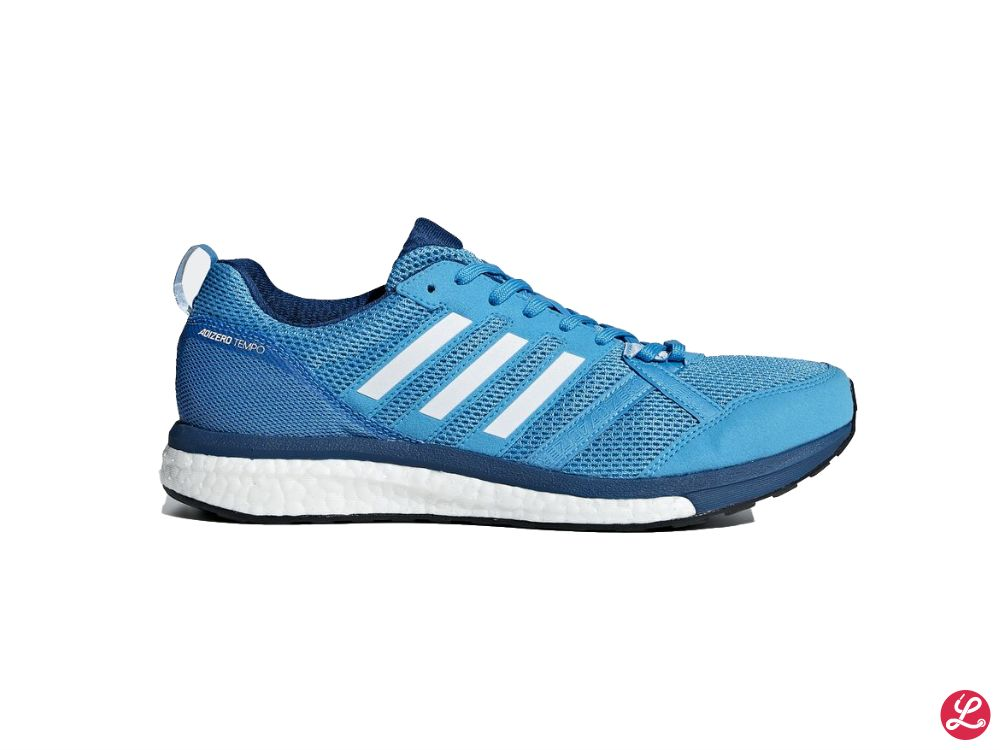 adidas adizero Tempo 9 (Blau)