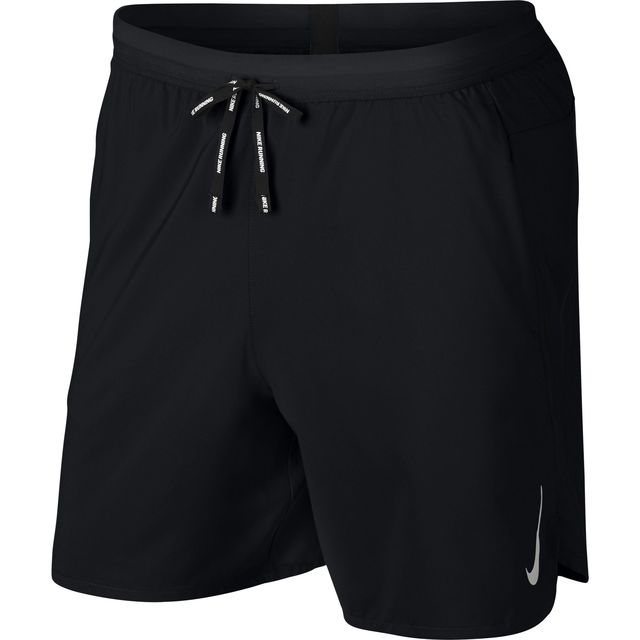 "Nike Flex Stride 2in1 Shorts 7"" in Schwarz"