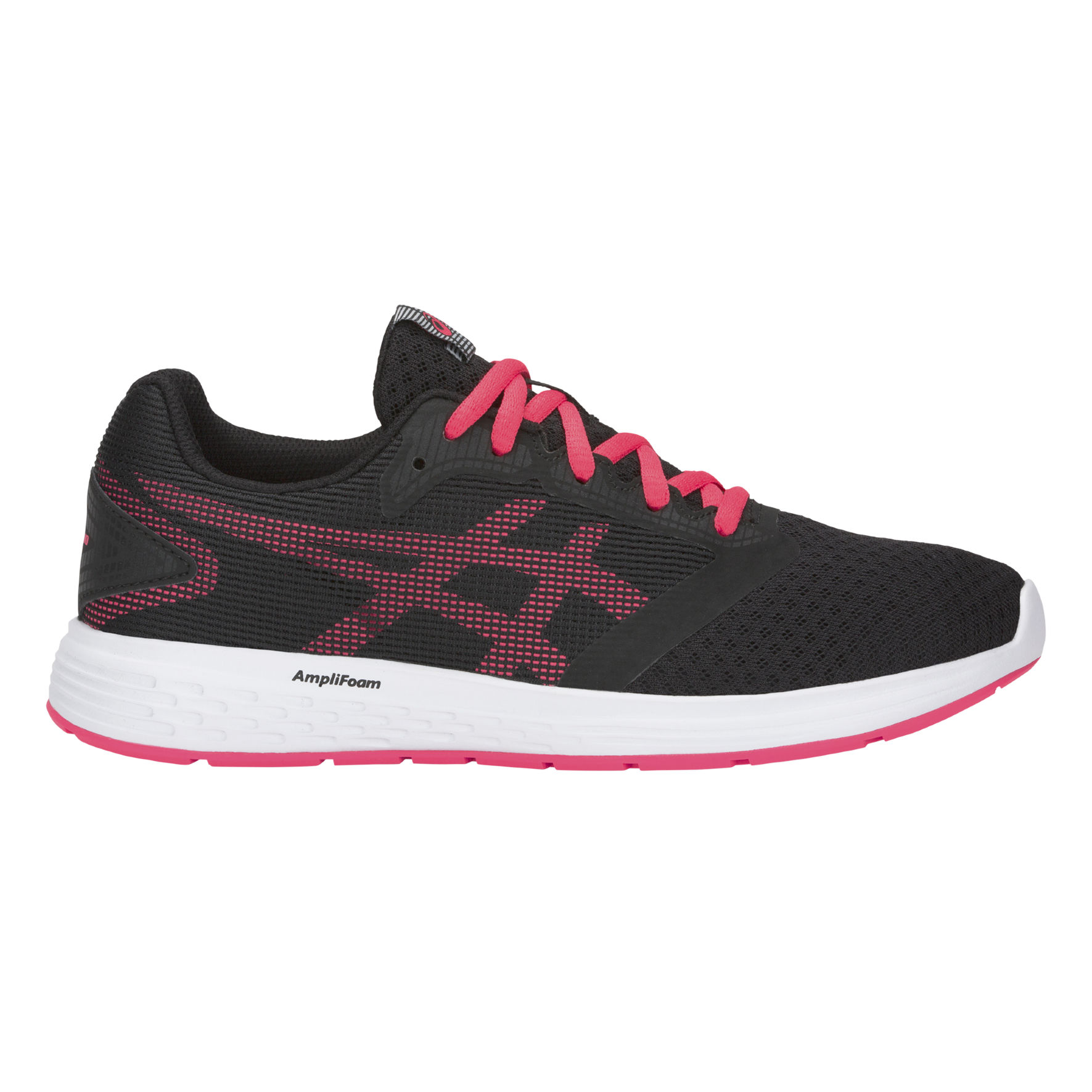 Asics Patriot GS Girls in Schwarz Pink
