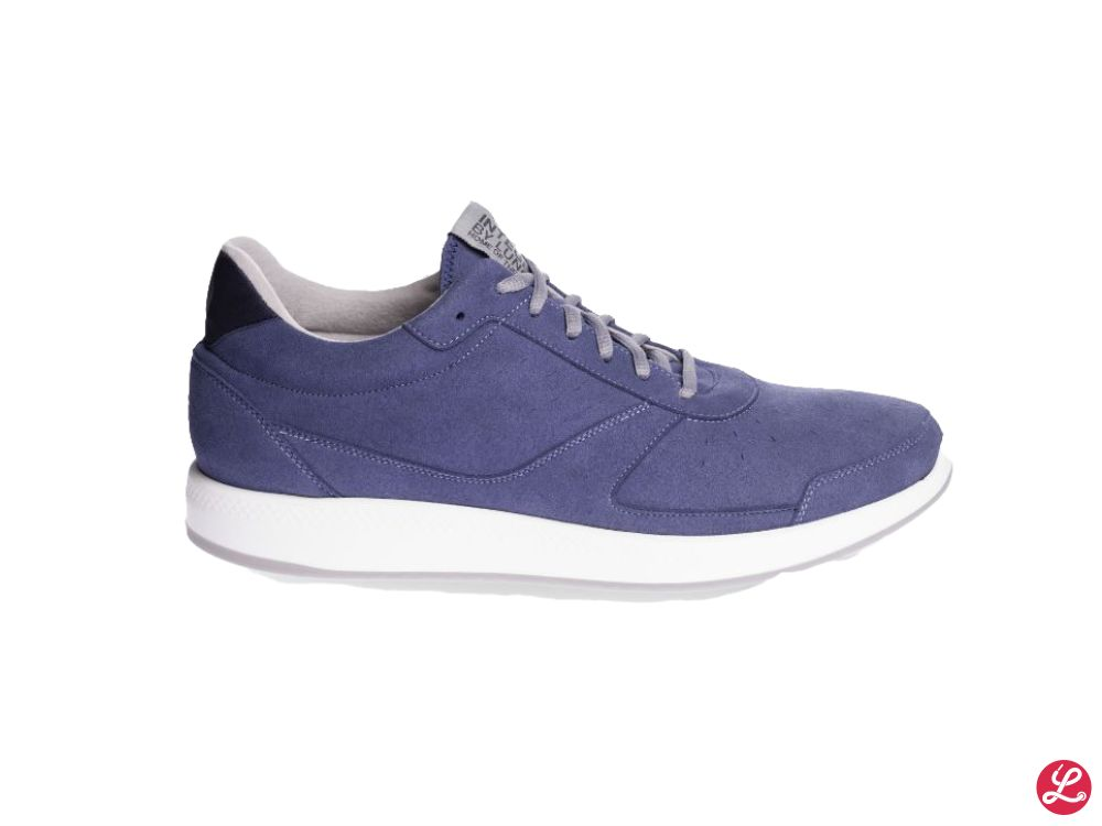 Lunge Integer Walk Rebound (Cornflowerblue Navy White)