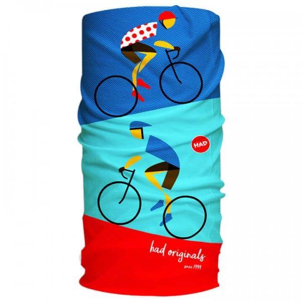 ProFeet HAD Originals Bike Retro in Blau Rot